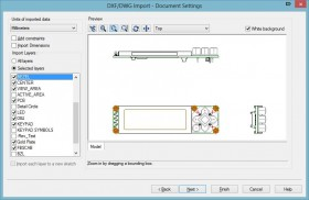 Importing DWG DXF as SolidWorks Sketch